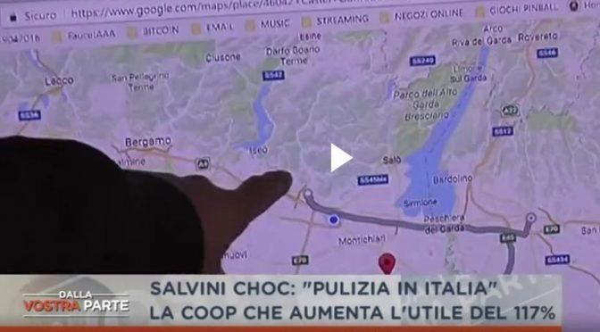 COOP GESTISCE 50 CENTRI PROFUGHI, UTILI + 117% – VIDEO