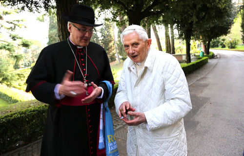 """VESCOVO: """"SOLO FALSI CRISTIANI DIALOGANO CON ISLAM"""""""