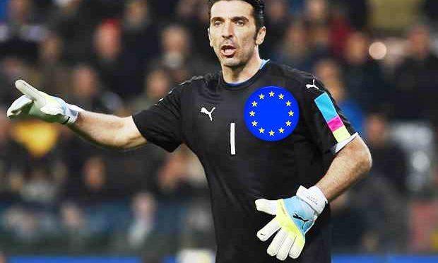 UE vuole sua bandiera obbligatoria su maglia nazionale