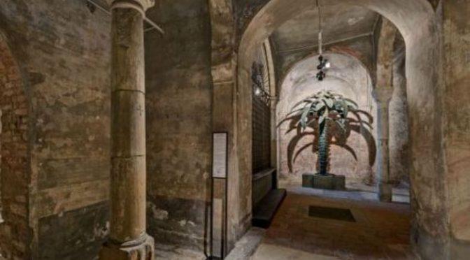 Palma sacra custodisce punto zero Milano e terra Crociati