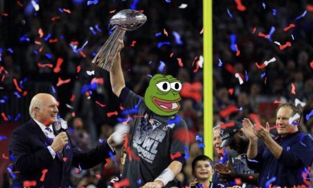 I trumpisti vincono anche il Super Bowl, bianchi e patrioti