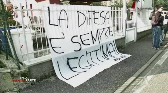 Legittima difesa, italiani invocano linea dura contro bande immigrati