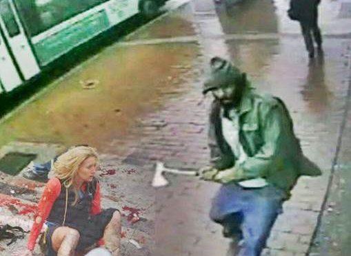 """Rotterdam: polizia abbatte islamico armato di ascia, urlava """"Allah Akbar"""""""