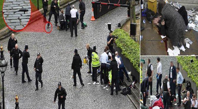 LONDRA: 4 MORTI e 20 FERITI GRAVI, 2 I TERRORISTI ISLAMICI