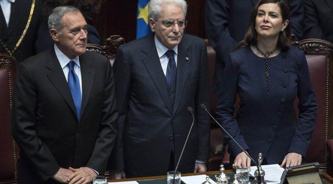 Il colpetto di Stato di Mattarella: allungare Legislatura per approvare Ius Soli