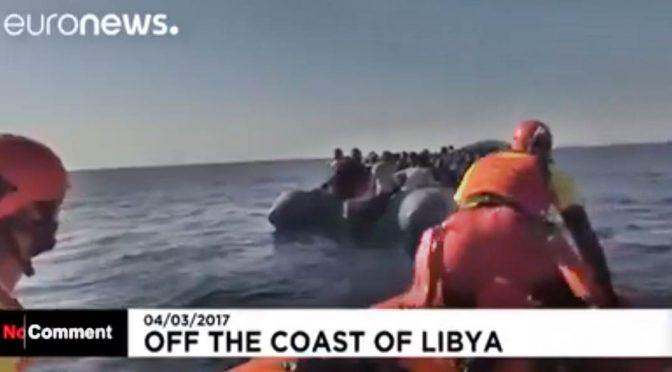 """LIBIA CHIEDE BLOCCO NAVALE ITALIANO: """"VENITE QUI A FERMARE CLANDESTINI"""""""