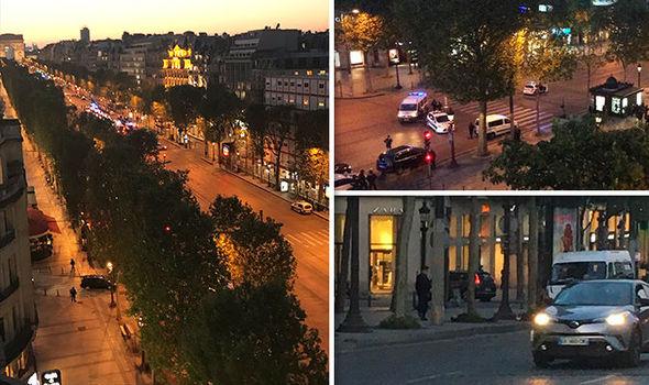 PARIGI: TERRORISTI ARMATI DI KALASHNIKOV ATTACCANO AGENTI, MORTI – DIRETTA VIDEO