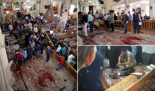 Islamici attaccano chiesa, strage: volevano 'bombardare' i fedeli – VIDEO