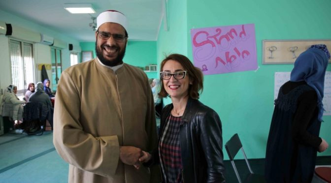 Reggio: assessori PD in moschea tra donne velate – VIDEO