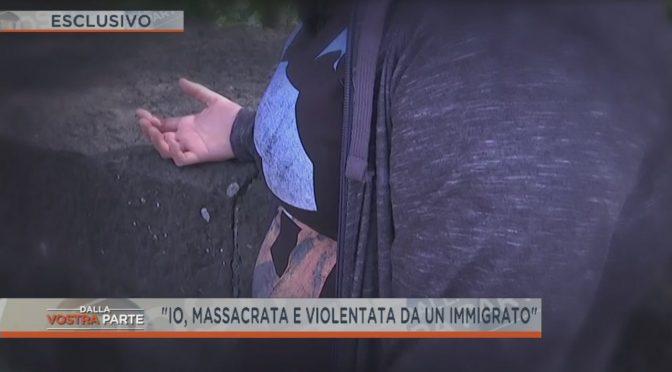 Jihad sessuale: la ragazza stuprata da un profugo – VIDEO