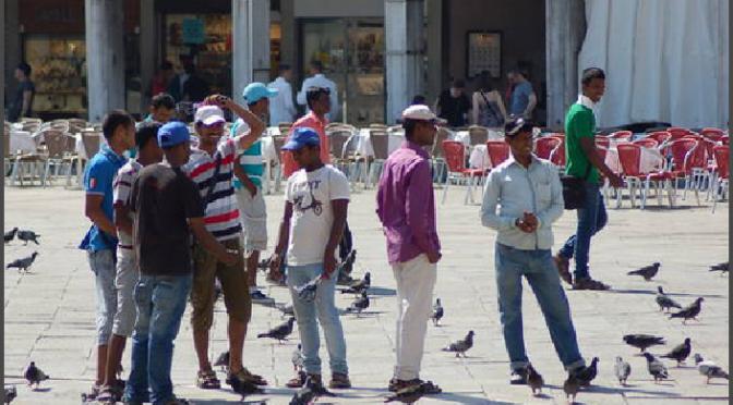 Spara a piccione e colpisce immigrato a Vicenza