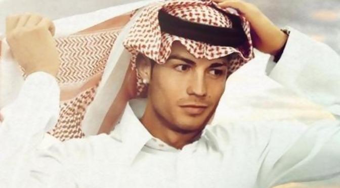 Ronaldo fa la pubblicità per il Ramadan 2017 – VIDEO