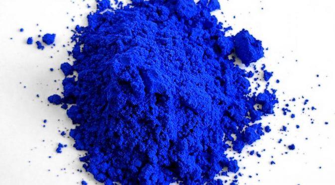 Un blu così non l'avete mai visto, scoperta una nuova tonalità
