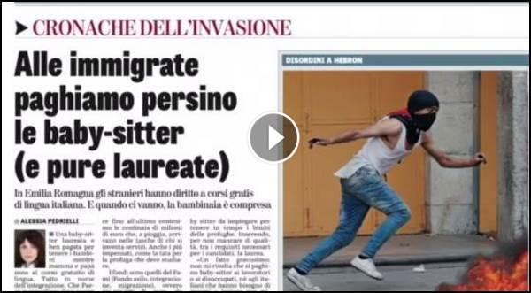 Il PD finanziava babysitter gratis per immigrate: 330 milioni di euro