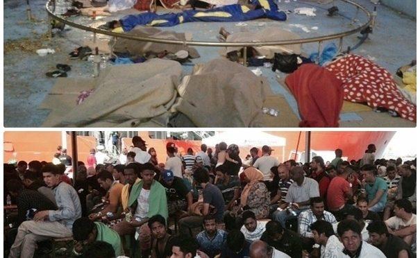 Troppi migranti, negozio italiano costretto a chiudere – VIDEO