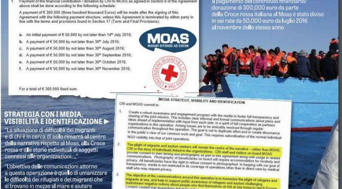 Moas sospende traffico dalla Libia e migra in Birmania