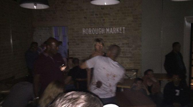 * LONDRA: PASSANTI SGOZZATI, LO SCRIVE AGENZIA REUTERS * – DIRETTA VIDEO