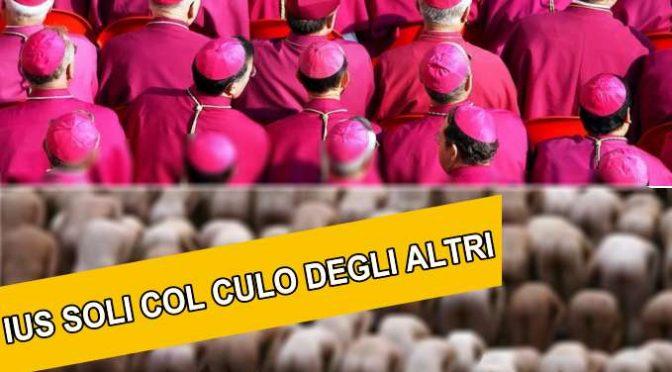 I vescovi si fanno un partito anti-Salvini