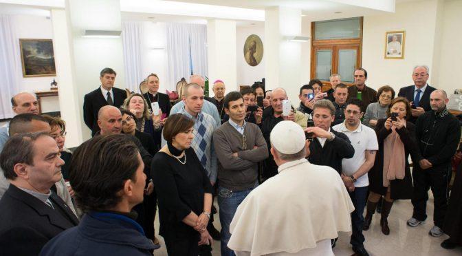 Pisa, ladro ucciso da gioielliere fece visita a Bergoglio come 'detenuto modello' – FOTO