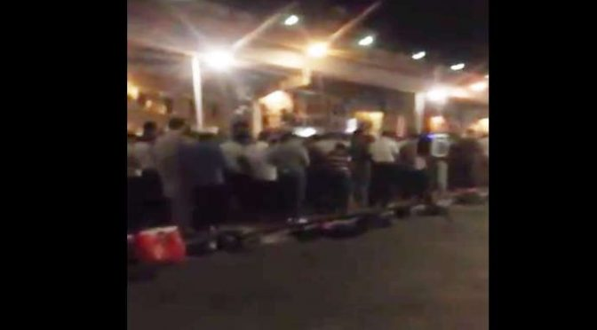 Ramadan a Genova, porto occupato da Islamici – VIDEO CHOC