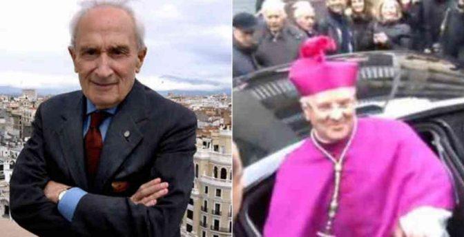 """Sartori sul monsignore pro-Ius Soli: """"Un demente"""""""