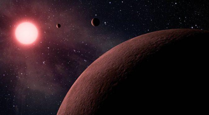 Scoperto sistema stellare simile a Sistema Solare