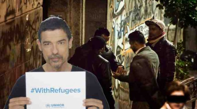 Profughi spacciatori: arresti in tutta Italia