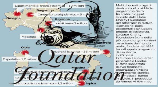 Affaire Platini, il Qatar si sta comprando i nostri politici per islamizzarci