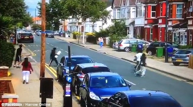 Londra, scontri tra gang di spacciatori africani – VIDEO CHOC