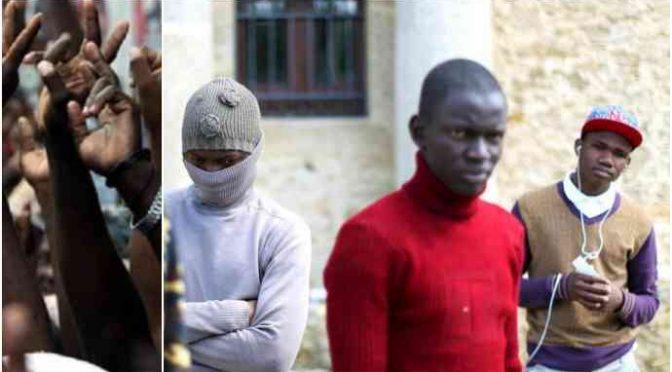 NEL PAESINO DOVE MASCHI AFRICANI SONO IL DOPPIO DEGLI ITALIANI – VIDEO