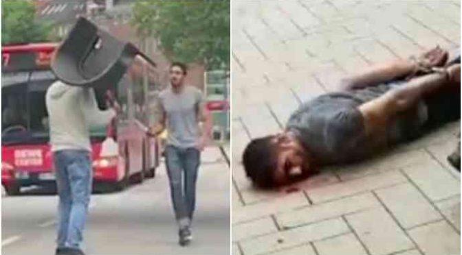 AMBURGO, A TERRORISTA NEGATO ASILO: MA VIVEVA ANCORA IN HOTEL