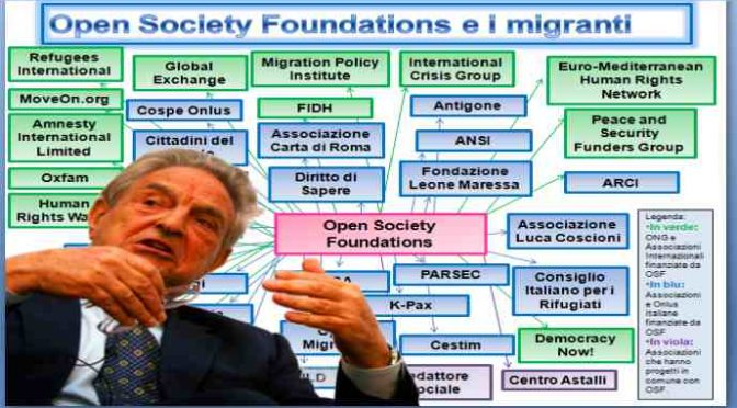 "Senatore Lannutti: ""Ong finanziate da Soros vanno affondate"", che ne pensate?"