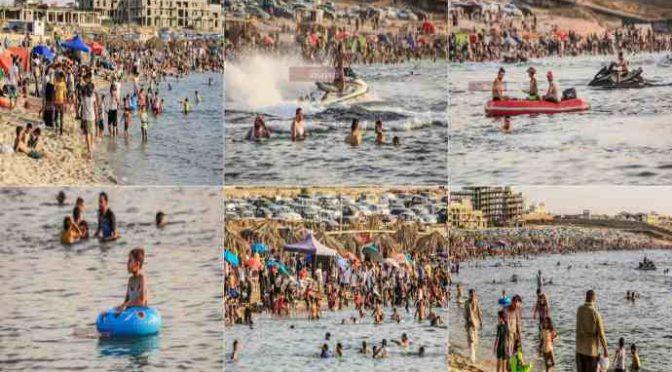 """Libia, tutti al mare a Tripoli: dove """"non possiamo respingere barconi perché c'è la guerra"""""""