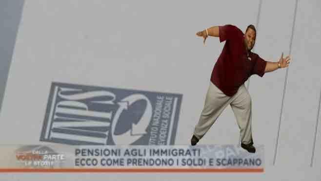 Ecco come gli Immigrati ci rubano le pensioni, ed è legale – VIDEO