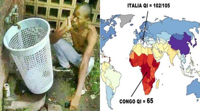 In Italia record di migranti analfabeti, li scaricano tutti qui