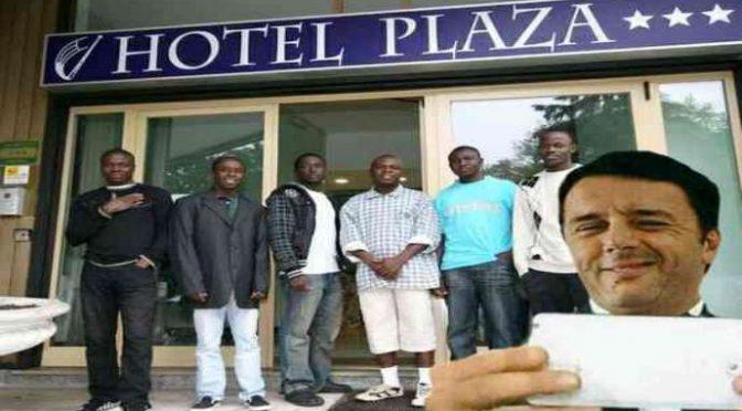 """Profughi ricorrono a Corte Diritti Umani: """"Hotel inadeguati"""""""
