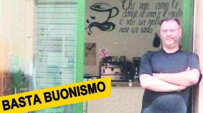 """Reggio, ristoratore sfida buonisti: """"Non assumo camerieri neri, incassi crollerebbero del 90%"""""""