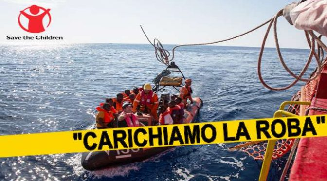 "Ong, volontari Save the Children intercettati: ""Carichiamo la roba"""