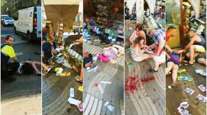"""Barcellona, Trump: """"Giustiziare terroristi islamici con pallottole inzuppate in sangue maiale"""""""