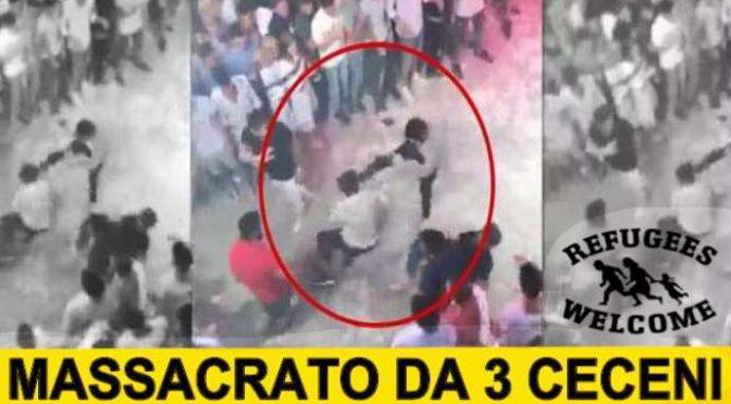 """Assassini Niccolò Ciatti sono 3 profughi ceceni in fuga da """"persecuzioni"""" di Putin"""
