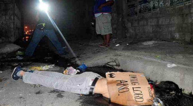 Caso Rimini: perché non applicare il metodo Duterte agli spacciatori maghrebini?