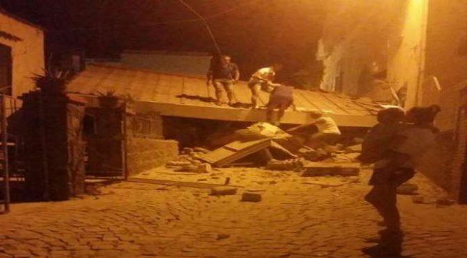 Terremoto a Ischia: morte due donne, salvato bimbo di 7 mesi, si scava per fratellini