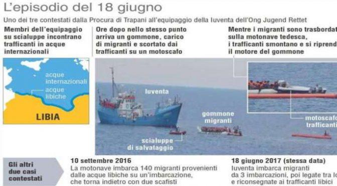 L'agente infiltrato sulla nave Ong: «Così ho scoperto i contatti tra Iuventa e i trafficanti islamici»