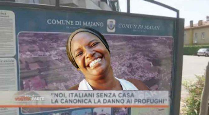 """Famiglia italiana respinta da Caritas: """"Ospitiamo solo profughi"""" – VIDEO"""