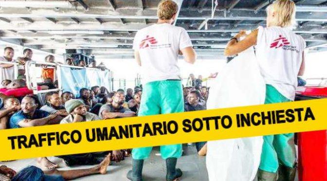 Tornano i trafficanti di MSF: nave norvegese comprata dall'Ong con soldi francesi, li manda Macron