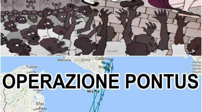 Operazione Pontus: l'accordo segreto per Africanizzare l'Italia
