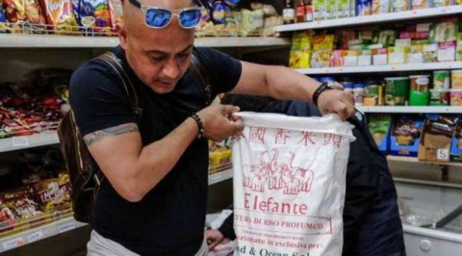 Non solo Fipronil, dalla Cina il riso che rimbalza