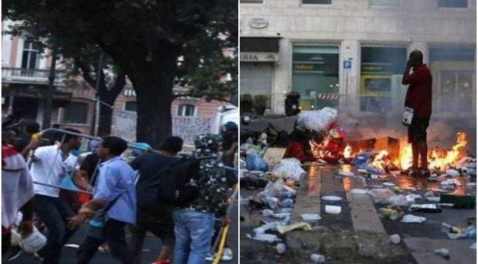 Roma, Profughi violenti avranno la casa in centro