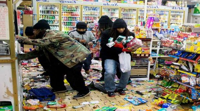 Salvini chiude i negozi etnici – VIDEO | Vøx