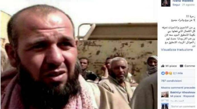 """Profugo è in realtà trafficante di schiave: """"Vendeva infedeli al mercato di ISIS"""""""